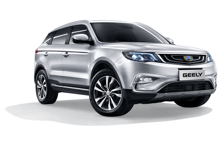 Geely Atlas Luxury 2.4 AT